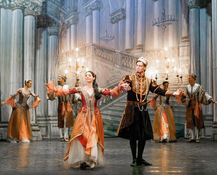 """Ballet Nacional da Rússia apresenta maravilhoso """"Romeu & Julieta"""", nesta sexta-feira, em São Paulo"""
