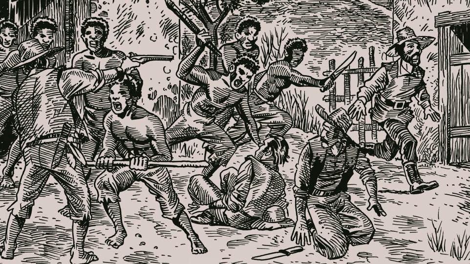 Estreia no Curta! série exclusiva sobre a história do Quilombo dos Palmares