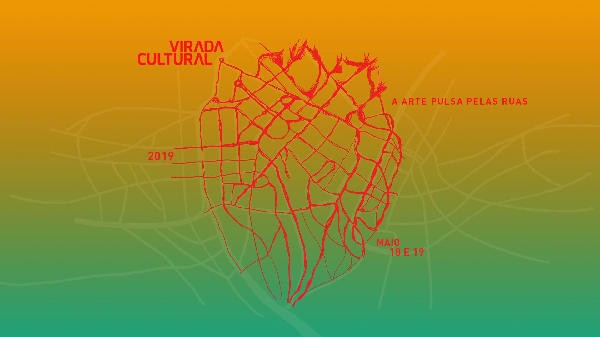 Secretaria Municipal de Cultura recebe propostas artísticas para a 15ª edição da Virada Cultural até 16 de dezembro