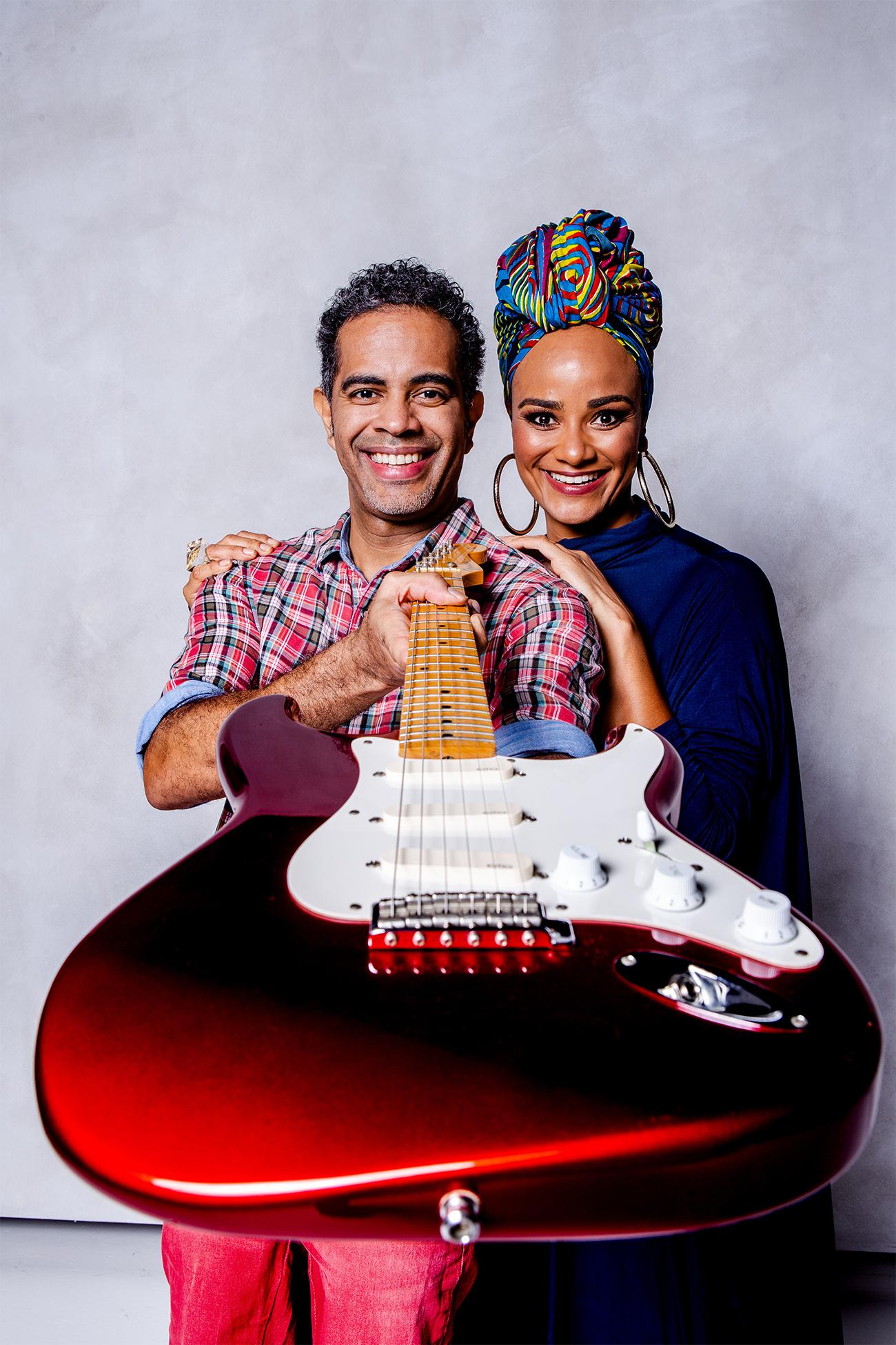 Jair Oliveira e Luciana Mello fazem shows em São Paulo para homenagear 80 anos de nascimento de Jair Rodrigues