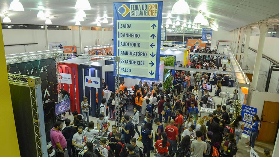 Abertas as inscrições para a 22ª edição da EXPO CIEE São Paulo