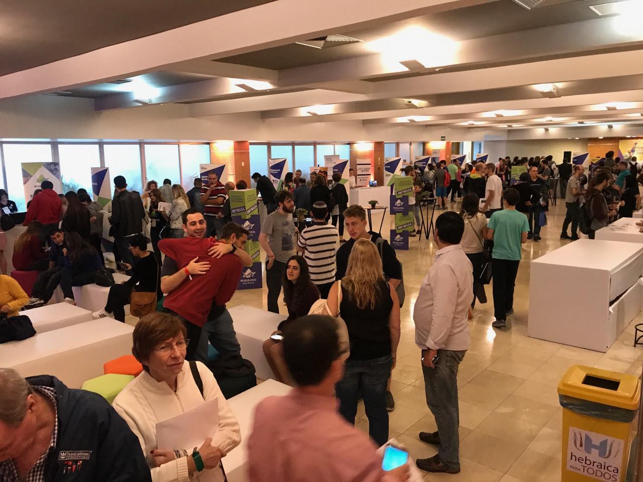 Feira das Universidades Israelenses – Estágios e Oportunidades acontecerá em SP, RJ e Porto Alegre
