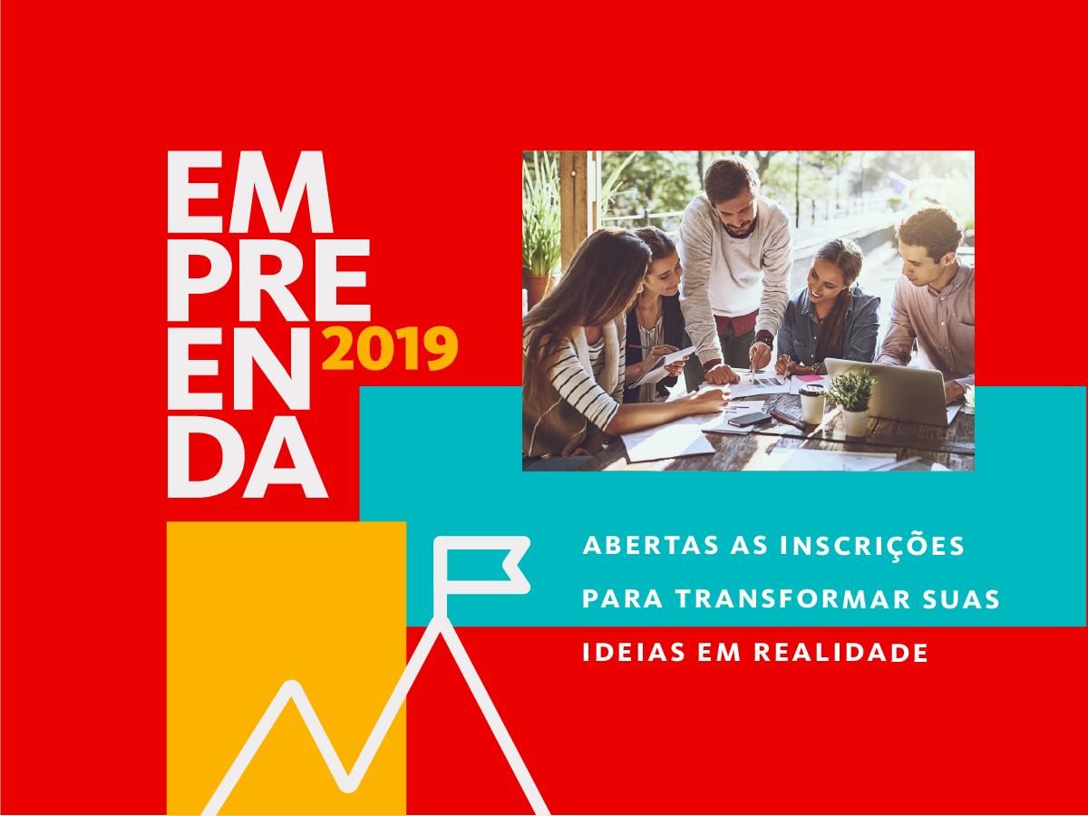 Empreenda Santander 2019 abre inscrições para instituições de ensino superior