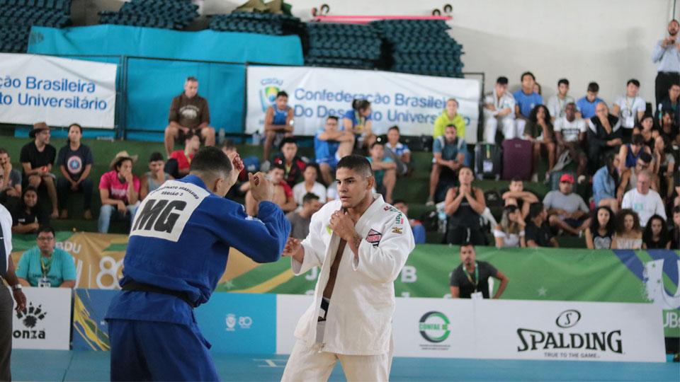 Nove judocas são classificados para disputar Universíade de Verão na Itália