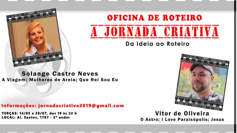 NOVELISTAS MINISTRAM CURSO EM SÃO PAULO