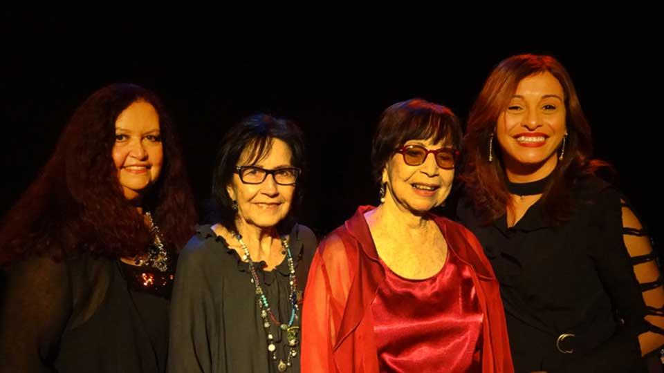 Show Quarteto em Cy no Sesc Bom Retiro