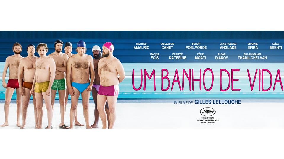 Comédia francesa 'Um Banho de Vida' estreia nas plataformas de streaming