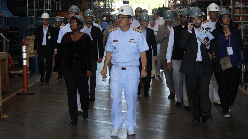 Marinha do Brasil – Inscrições abertas para concursos de níveis fundamental e superior