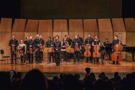 Orquestra Moderna apresenta música com cores no Auditório do MASP
