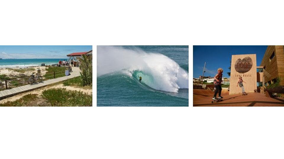 Centro de Portugal, um paraíso do surfe