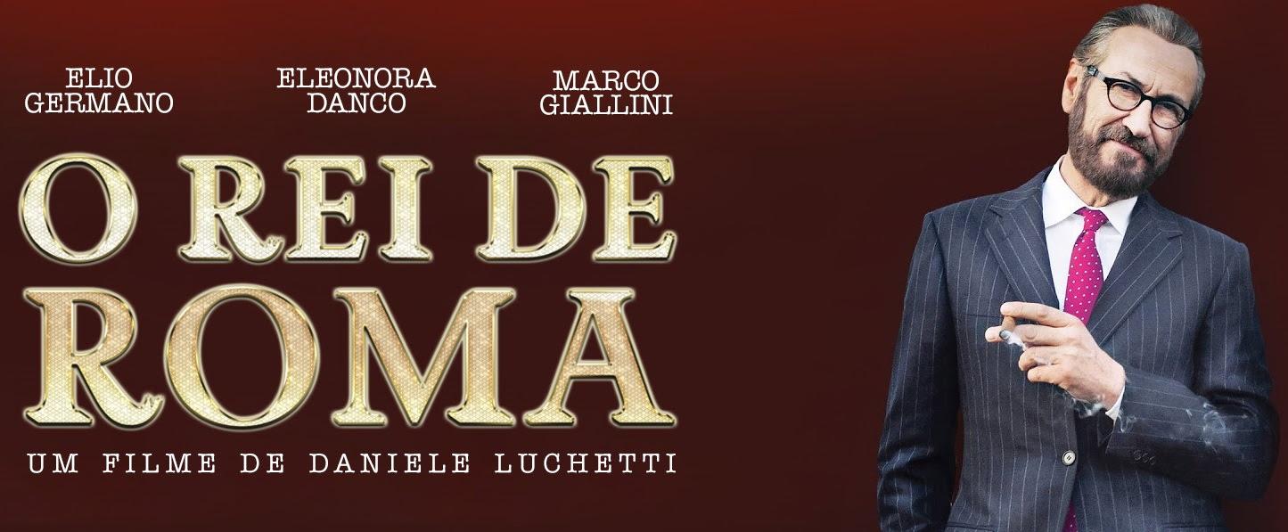 'O Rei de Roma': comédia italiana estreia nas plataformas digitais
