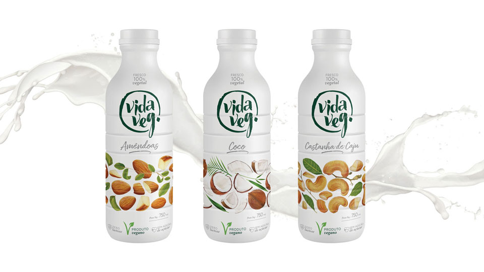 Vida Veg revoluciona mercado lácteo com novo leite vegetal