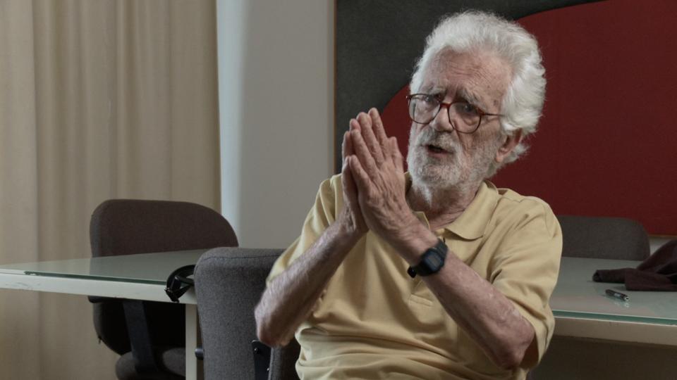 Eduardo Coutinho, Silvio Tendler e outros discutem a arte de documentar