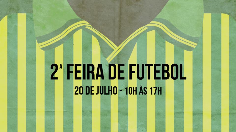 Feira de futebol terá venda e exposição de camisas usadas por craques como Fred e Kaká