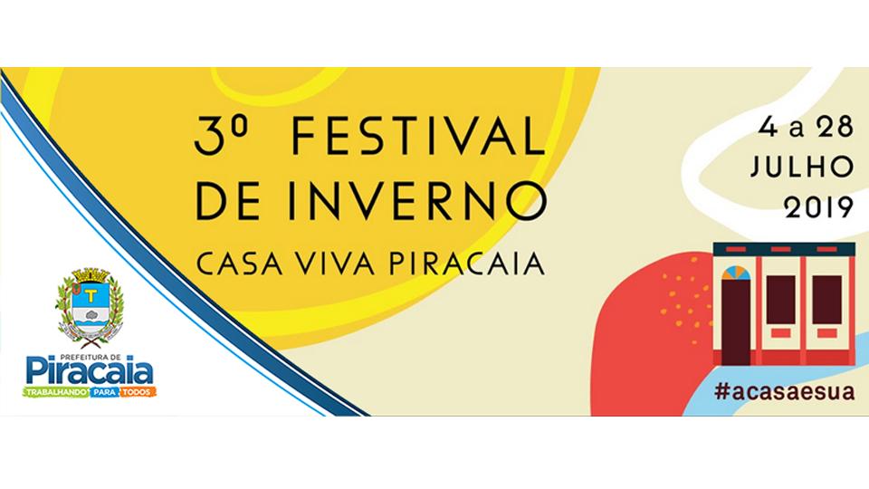 FESTIVAL DE INVERNO DE PIRACAIA