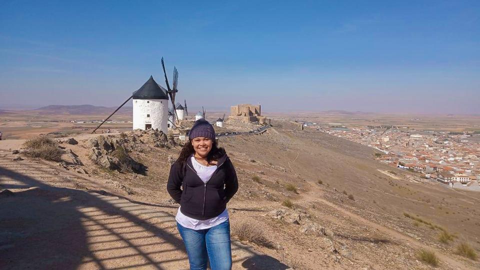 Intercâmbio possibilita aluna do Direito visitar dez países
