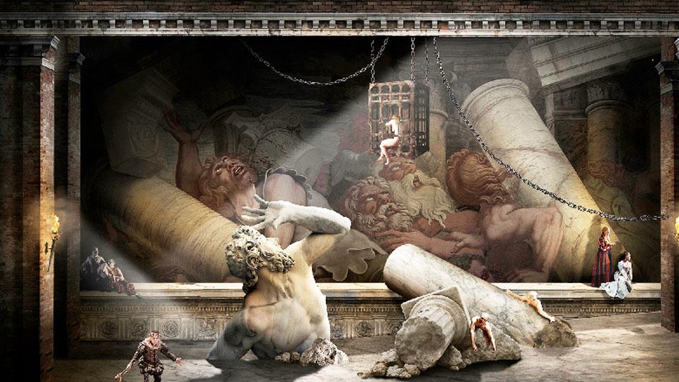 Ópera Rigoletto estreia em julho no Theatro Municipal de São Paulo