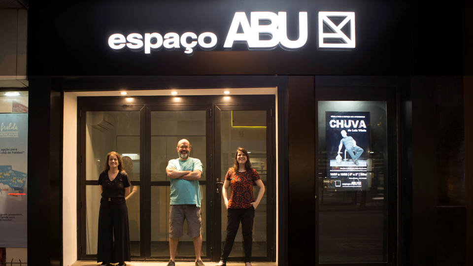 Rio ganha novo teatro: o Espaço Abu, que abre as portas dia 19 de julho em Copacabana