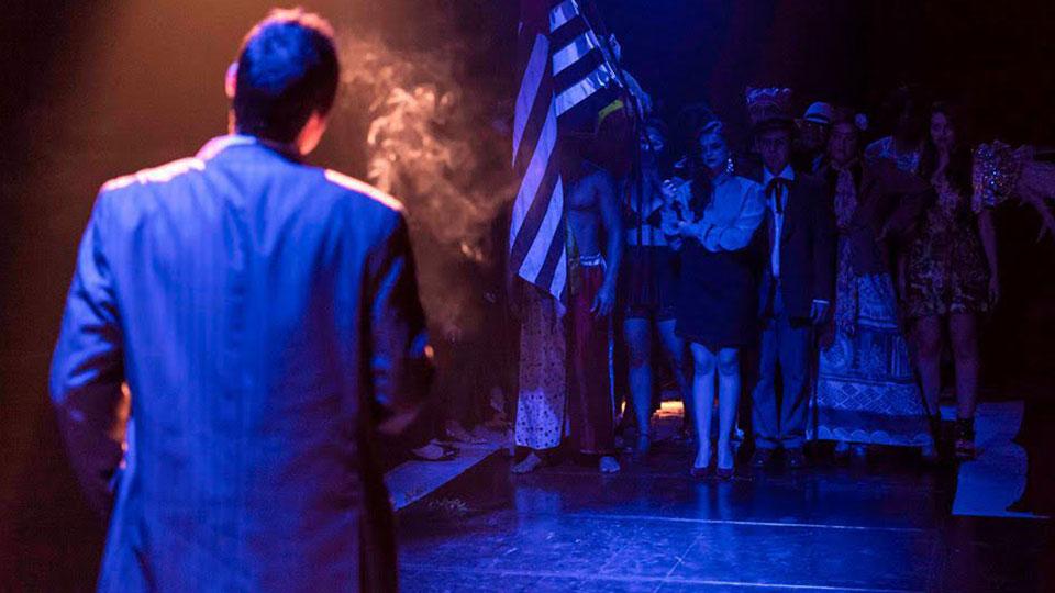Teatro do Incêndio reage ao estragulamento cultural e lança programação de resistência