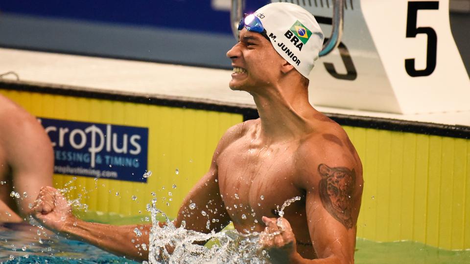 """Universíade de Verão: medalha na natação e estreia """"estranha"""" de Paulo André no atletismo"""