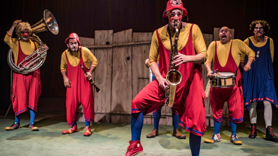 12º Festival Paulista de Circo reúne mais de 50 atrações gratuitas em Piracicaba