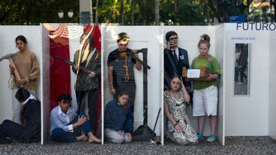 Estudantes de Curitiba são selecionados para mostra de festival internacional de cinema