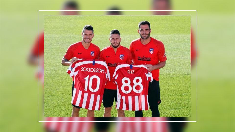Atlético de Madrid é o primeiro time espanhol a se juntar à plataforma Socios.com