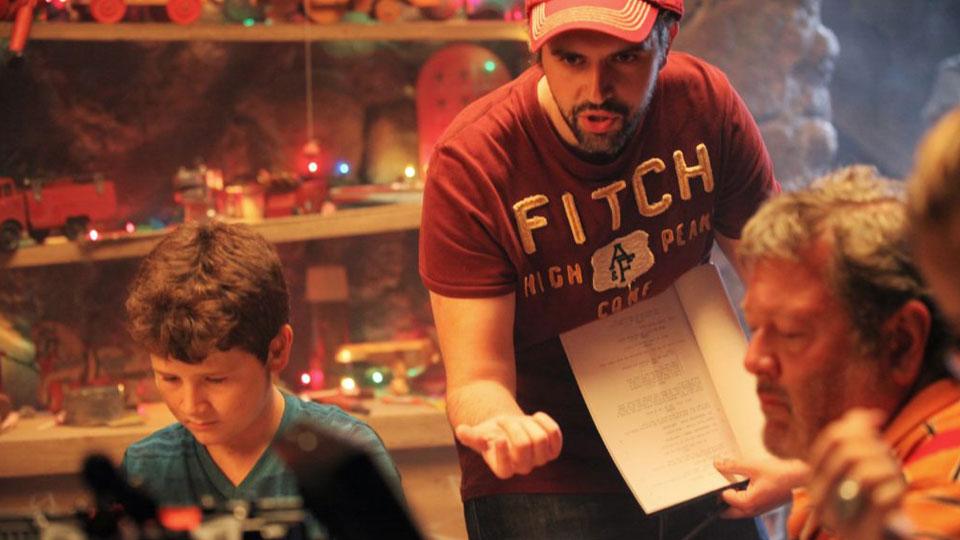 Cineasta investe em projeto social no Brasil