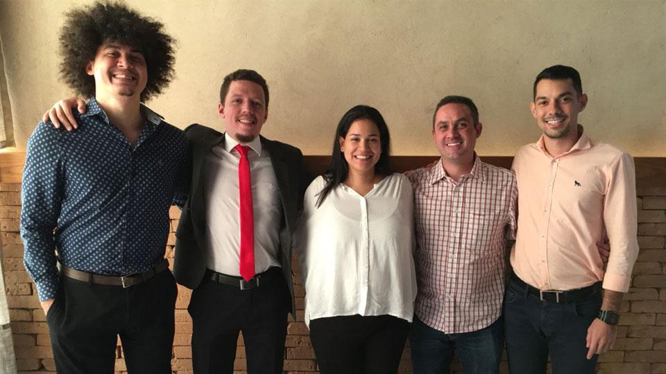 Jovens empreendedores criam modelo de negócio com custos reduzidos e estreiam na feira ABF Rio 2019