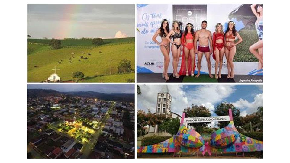 Juruaia se consagra como local de turismo de compras no ramo da moda íntima