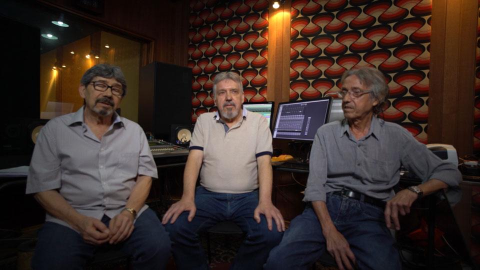 Banda de estúdio Os Carbonos é personagem de série de TV sobre heróis anônimos do pop brasileiro