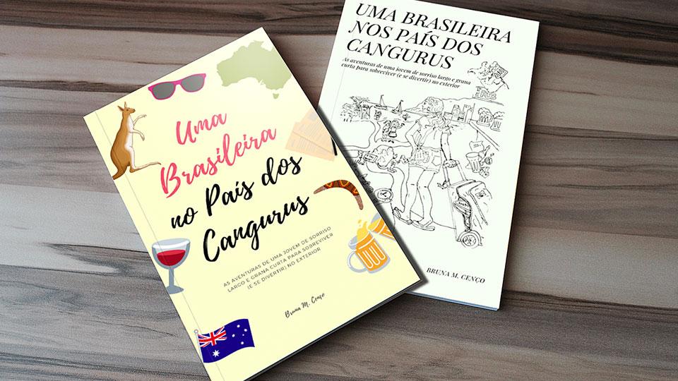 Brasileira transforma aventuras na Austrália em livro guia para quem quer morar fora