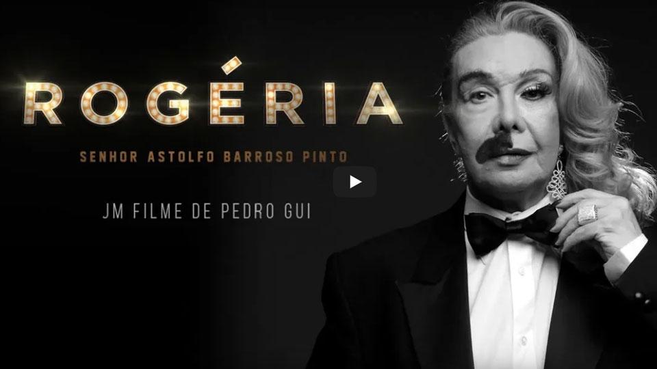 Cena do documentário 'Rogéria' traz sua performance de Tout Les Femmes