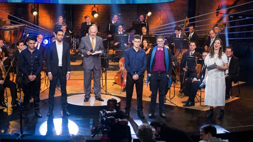 Neste domingo (27/10) TV Cultura apresenta primeira eliminatória do Prelúdio