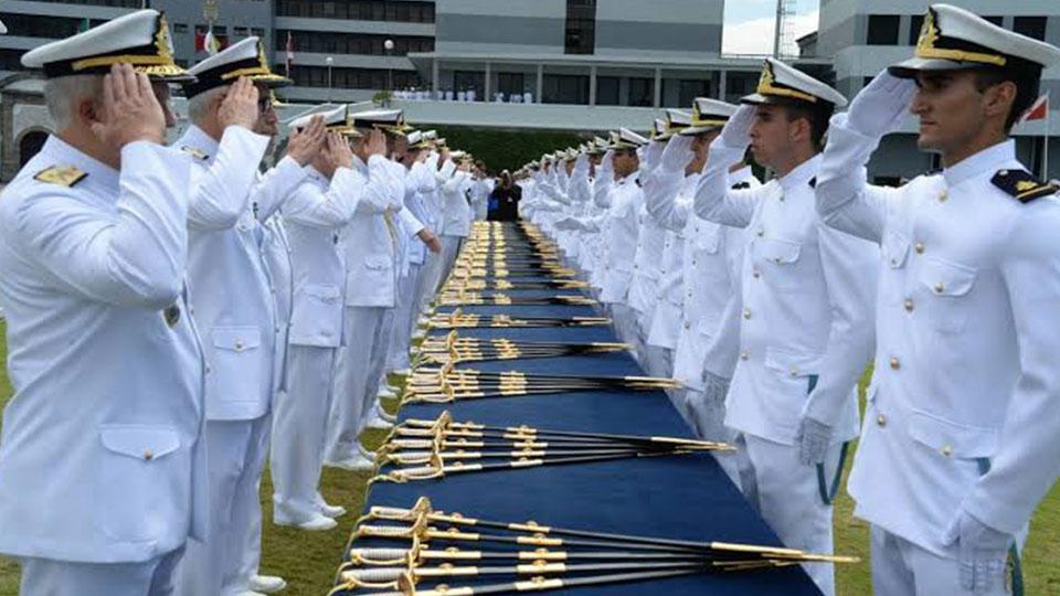Oficiais temporários da Marinha: inscrições abertas até dia 4
