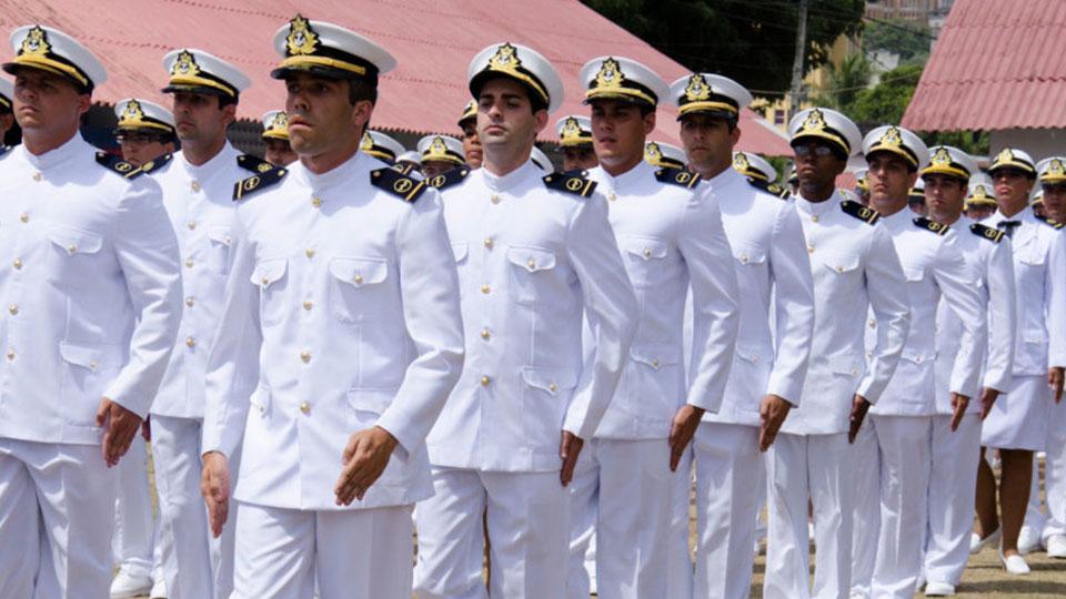 Oficiais temporários da Marinha: processo seletivo será aberto dia 21