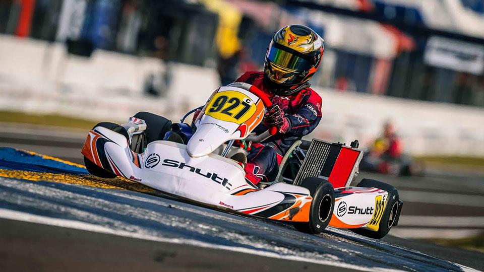 Promessa do automobilismo brasileiro, Pedro Ferro é um dos destaques da Copa do Brasil de Kart 2019