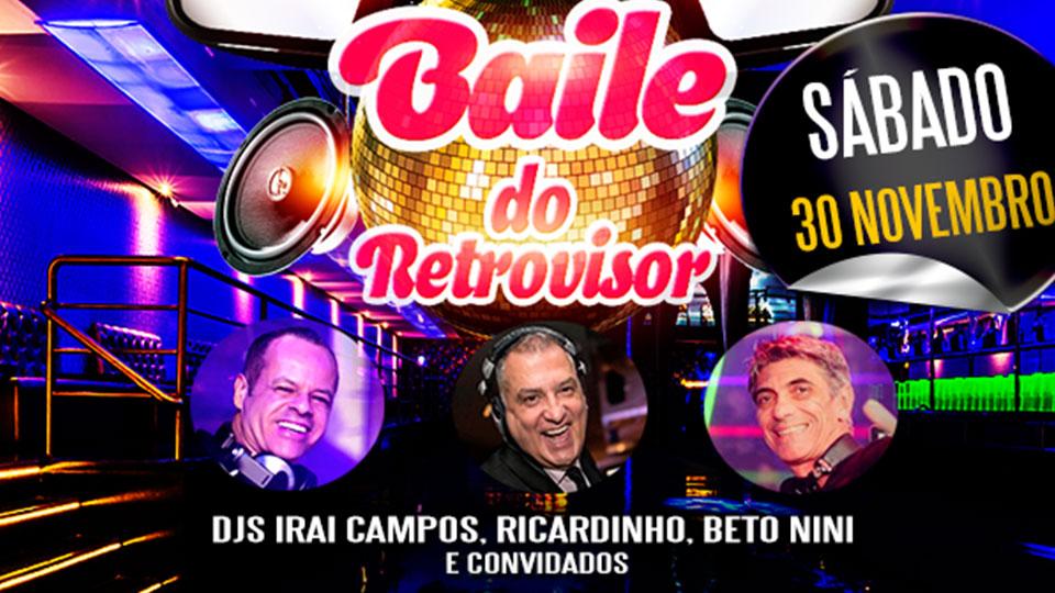 """Rádio Trânsito promove o primeiro """"Baile do Retrovisor"""""""