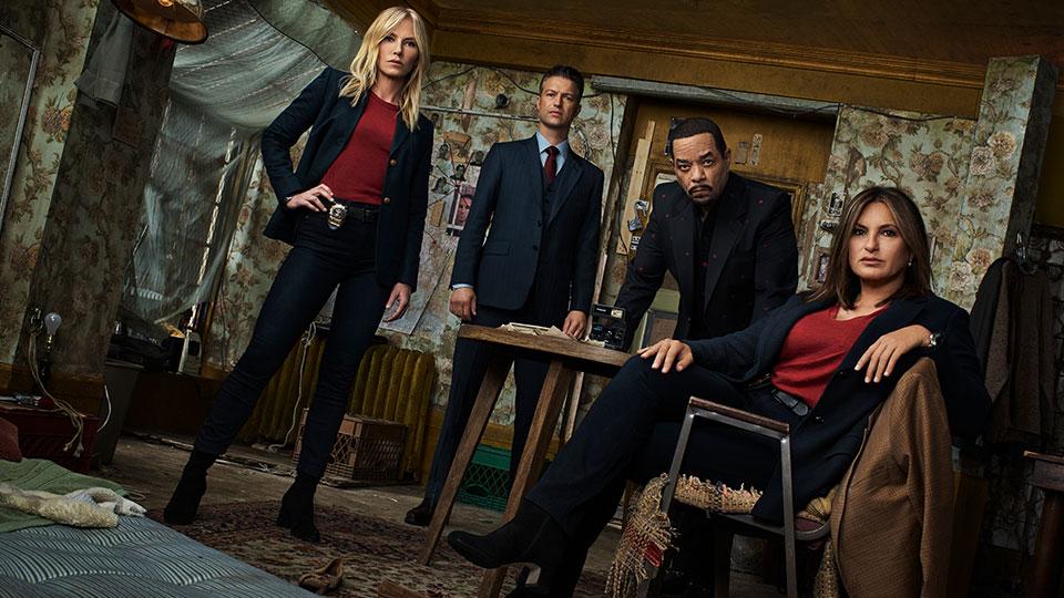 Universal TV estreia a 21ª temporada de Law & Order: Special Victims Unit em novembro