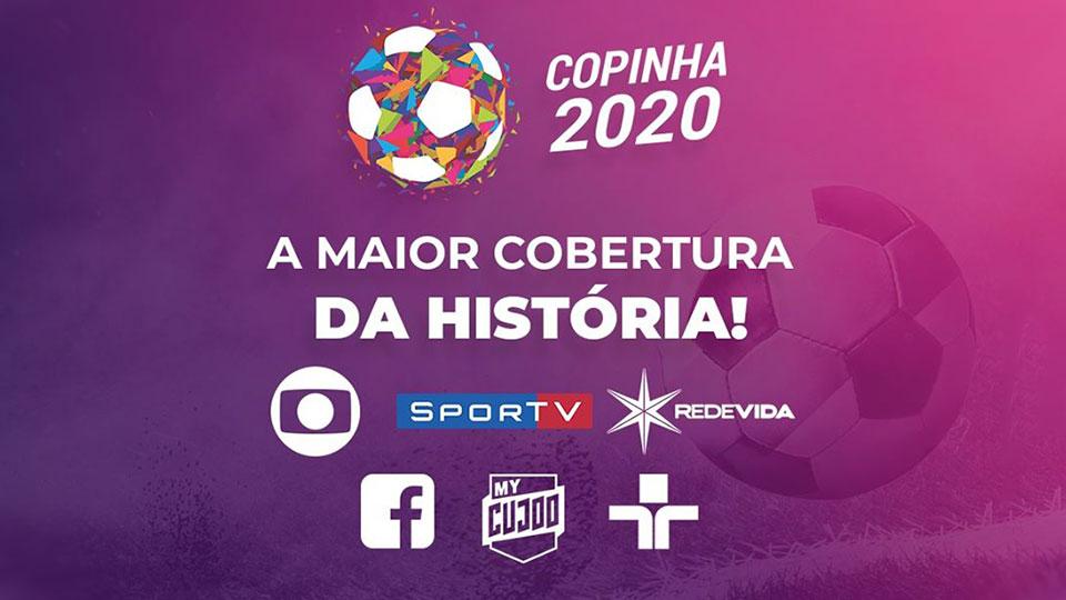Copa São Paulo – FPF fecha com Grupo Globo, Facebook e Mycujoo, e Copinha terá 100% dos jogos transmitidos pela 1ª vez
