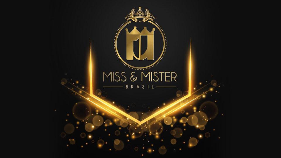 Miss e Mister Brasil 2019 acontece na próxima segunda-feira (16) em São Paulo