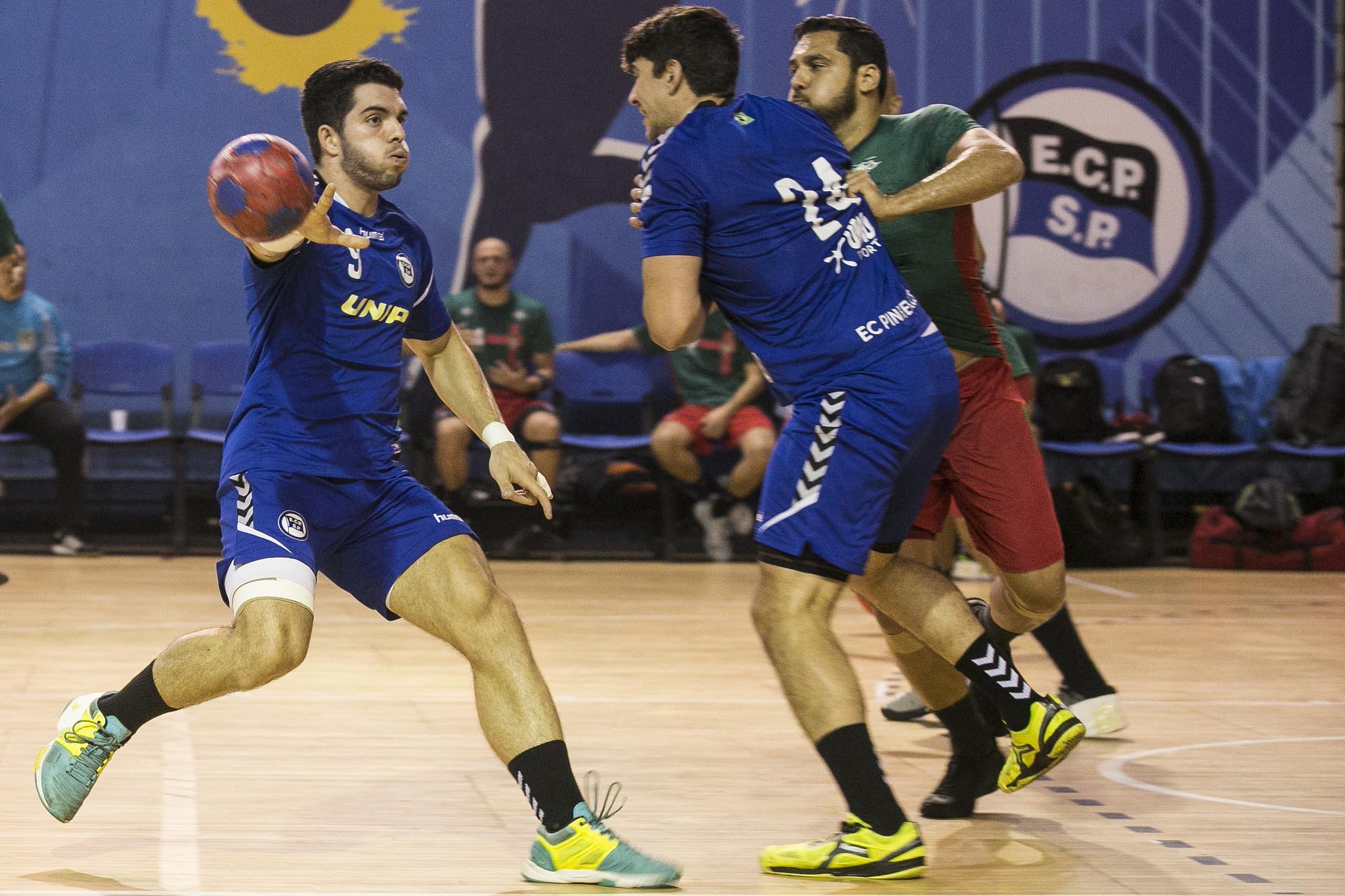 Decisão da Liga Nacional de Handebol será no Pinheiros