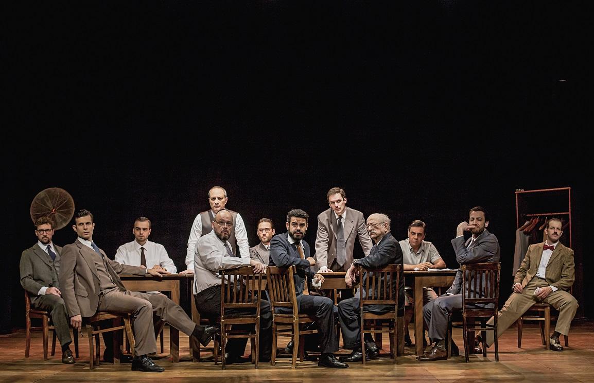 Grupo Tapa faz curta temporada no Teatro da USP