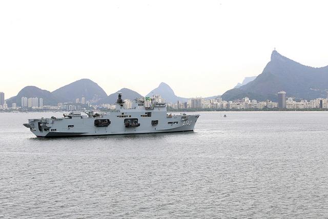 Marinha abre edital para 533 vagas de níveis fundamental e médio/técnico
