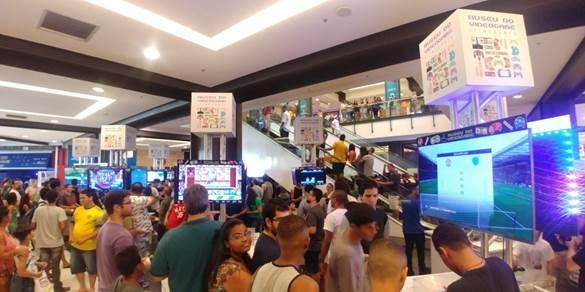 Museu Itinerante do Videogame chega para exposição gratuita em SP