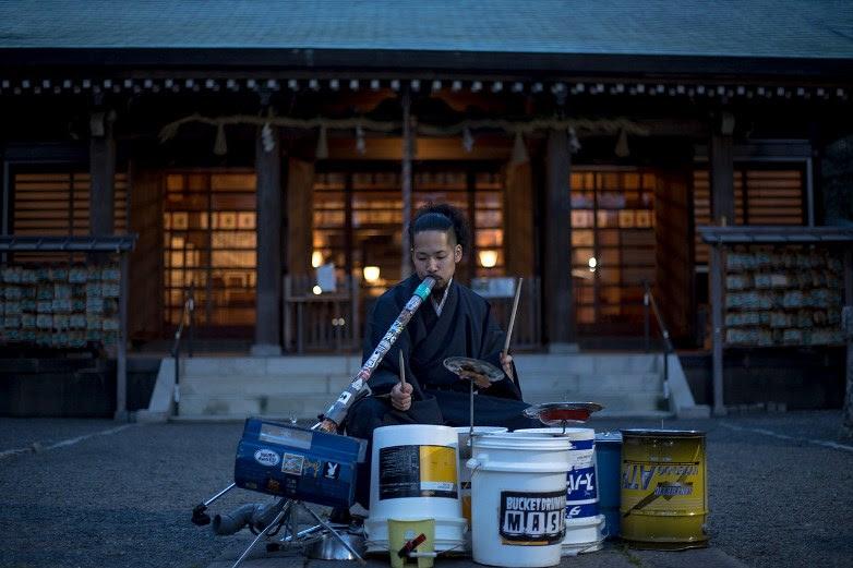 Baterista japonês Masa chega a São Paulo para duas apresentações gratuitas exclusivas na Paulista