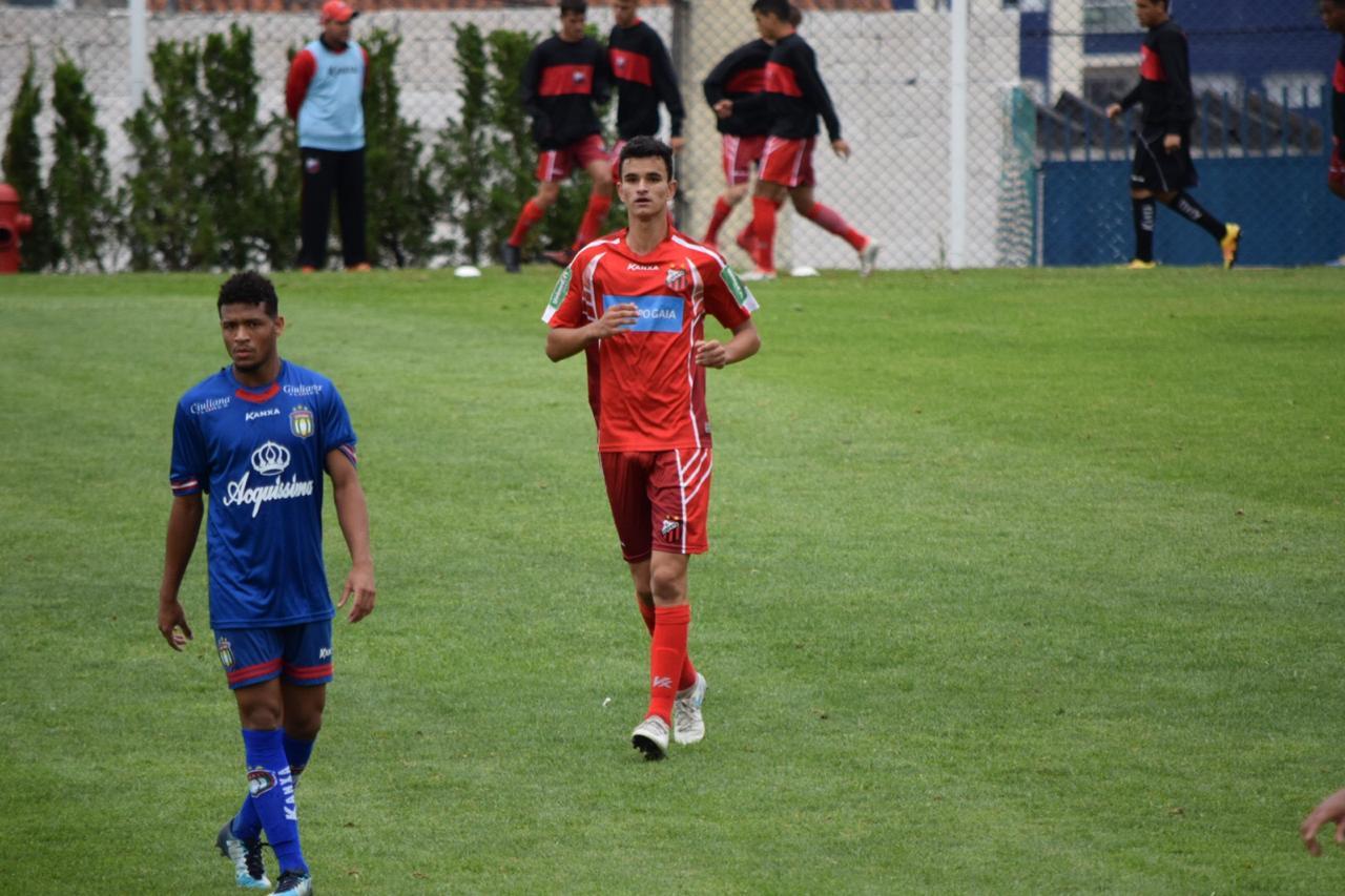 Goleador, Lucas Rodrigues quer repetir feito do sub 17 na Copa SP