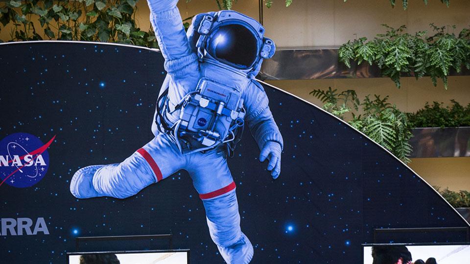 Evento inédito em comemoração aos 50 anos da chega do homem à lua acontece em SP Caixa de entrada