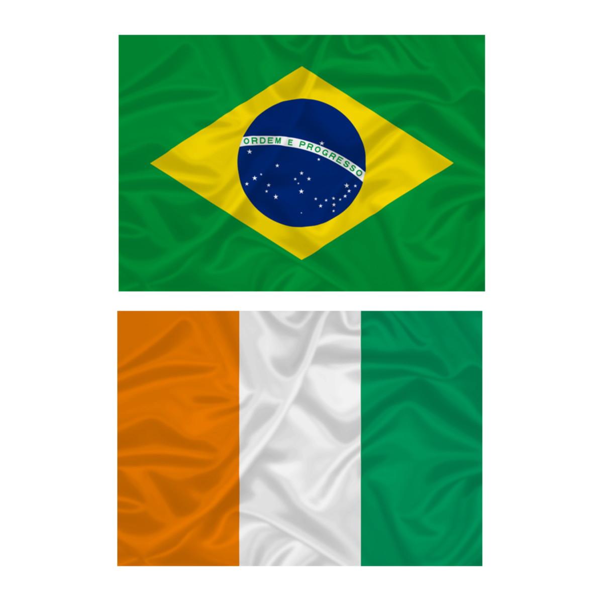 Irlanda oferece bolsa de estudos enquanto Brasil se ilumina para o St. Patrick's Day