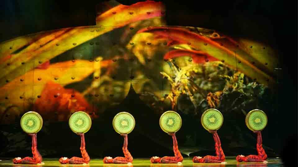 Cirque du Soleil em São Paulo: reta final para a chegada do espetáculo na cidade